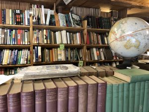 Used Books & Magazines at Avenue Victor Hugo Books in Lee, NH