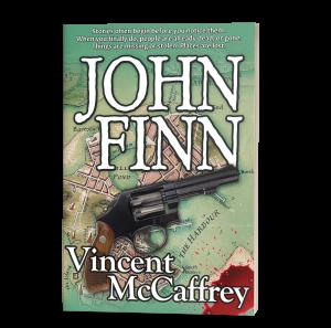 John Finn, a mystery by Vincent McCaffrrey