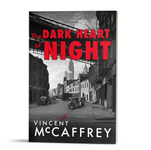 The Dark Heart of Knight, a mystery by Vincent McCaffrey